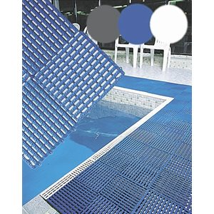 Aqua Mat Ramp White