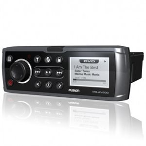 Fusion Marine DVD / CD / MP3 Stereo