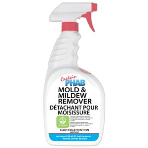 Mold & mildew stain remover 935 mL sprayer