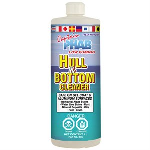 Hull and bottom cleaner 1L