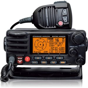 Matrix GX2200 AIS / GPS / ASN / VHF  (black)
