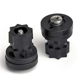 Attachment adapters pair