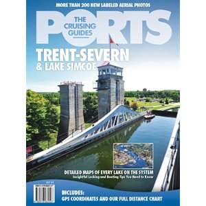 Guide 'Ports'  - Trent Severn et Lac Simcoe