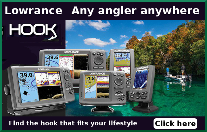 Lowrance hook montreal,dorval,quebec canada