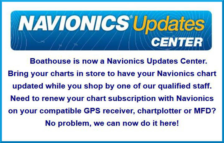 Navionics update center
