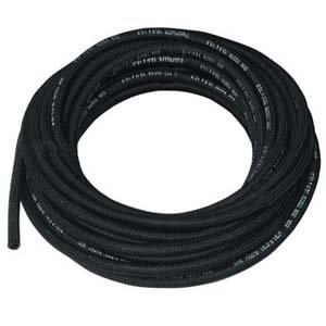 Fuel hose type A black 1 / 2''  / foot