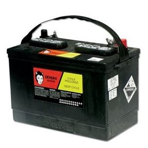 Starting battery 27M-800 12V 1000 MCA