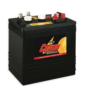 Batterie 6V 260ah Crown