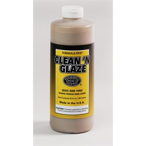 Formula Five®  Clean 'n Glaze