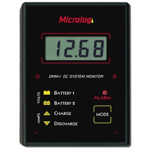Microlog DMM-1 Battery Monitoring System