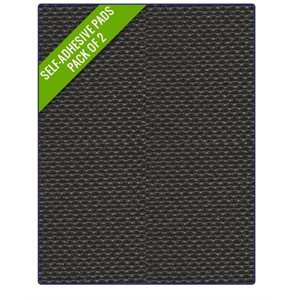"Treadmaster pad #1 10.75"" x 5.25"" ultra grip black(2)"