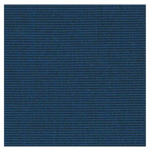 "Sunbrella tissu marin 60"" royal blue tweed (bleu)  /  verge"