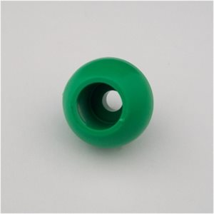 Grip ball 6mm red, black green or blue