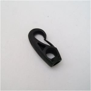 Shock cord hook nylon 4mm