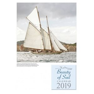 Beken of Cowes Calendar 2019 - Beauty of Sail 42x59cm