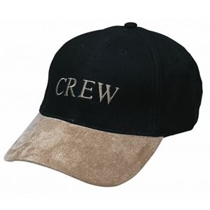 Cap 'Crew' on size fits all