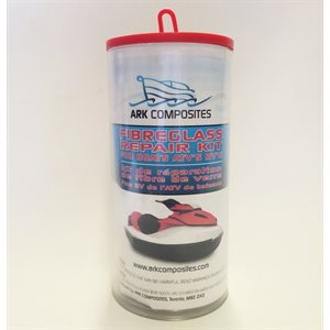 Ark fiberglass repair kit 6oz