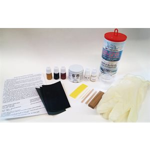 Ark gelcoat repair kit white & colours 2oz