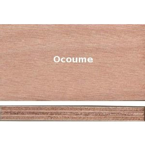 Marine Grade Plywood Okoume 3mm 3ply  4' X 8'