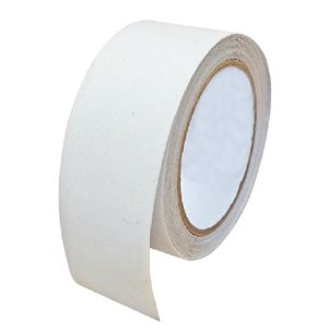 "Anti skid tape 2"" white per foot"