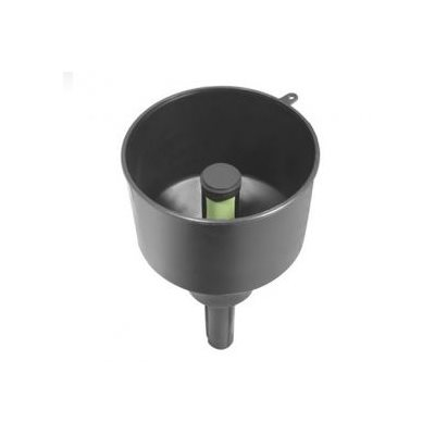 Fuel filter funnel 3.5 gpm
