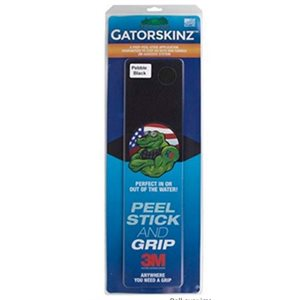 "Gatorskinz step pad 16"" x 4"" black  (2)"