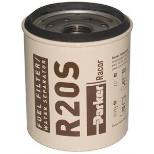 Racor R20S replacement filter spin-on
