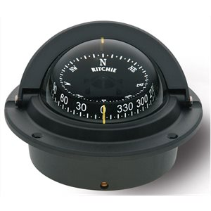 Ritchie Voyager flush mount  compass