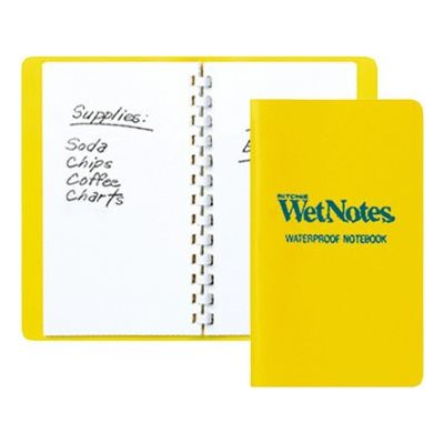 Ritchie Wet Notes