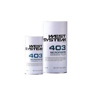 Charge Microfibres 403 West System 20 onces