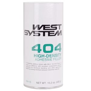 West system charge 404 de haute densité 15 onces