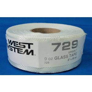 "Fiberglass cloth  9 oz x 2""  50 yard roll"