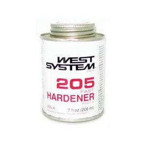 West system 205 hardener fast 207 ml