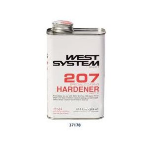 207 Durcisseur Spécial Transparent West System 1248 ml