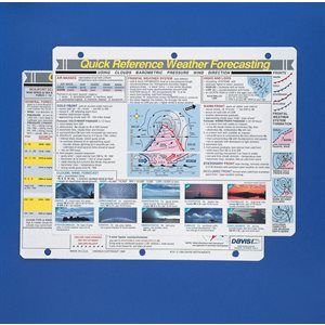 Quick Reference Card:  Weather Forecasting