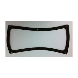 Panel housing gasket