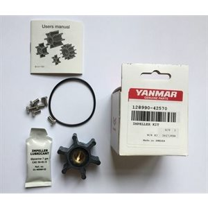Yanmar impeller kit 2YM20, 3YM20, 3YM30