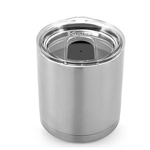 Insulated tumbler with lid 12oz