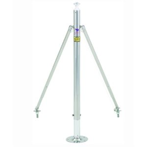 "Adjustable ski pylon 34"" - 58"" height"