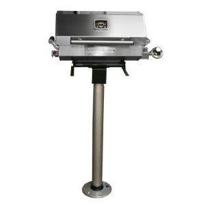 Support piedestal pour BBQ Dickinson 30""
