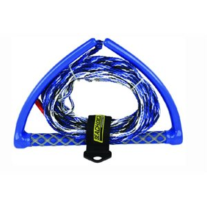 Corde pour wake board 65 '-  3 sections 1200 lbs.
