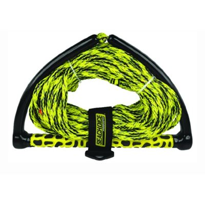 Reflective wakeboard rope 75' 1500 lbs