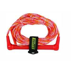 Water ski  /  knee boarding rope - 1 section 75'  TS 1200 lbs.