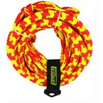 4-rider bungee tube tow rope 680 lbs. 50'
