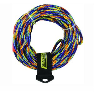 2 rider tube tow rope 60' max load 340 lbs.