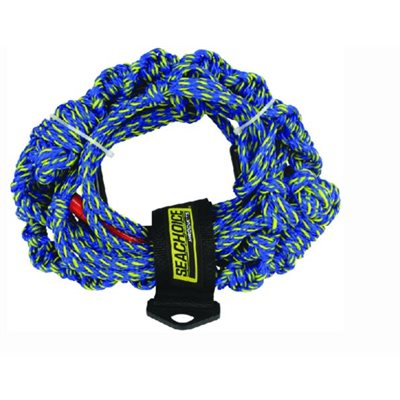 Wakesurfing rope - 3 sections 16 strand 16'