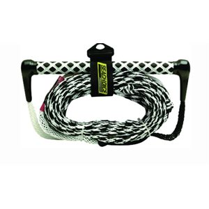 Water Ski Rope 75'  1 person, maximum rider weight 225 lbs.