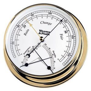 Endurance barometer and comfortmeter 6""
