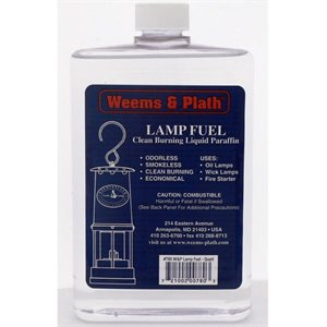 Weems and Plath Lamp Oil