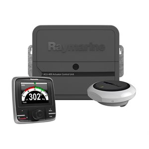 Raymarine EV-400 Power Autopilot kit without drive.  T70162
